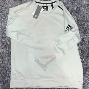New Adidas Zone Crew Neck Sweater